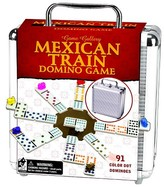 Cardinal Game Gallery Mexican Train