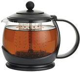 Bonjour Prosperity Borosilicate Glass Tea Pot with Plastic Frame-42 oz.