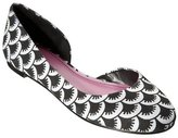 for Target® Drew Print Ballet Flats - Black/ White