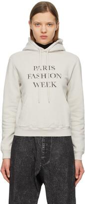 Balenciaga Off-White 'Paris Fashion Week' Hoodie