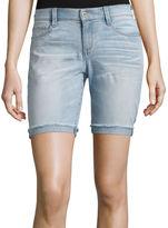Arizona Raw-Hem Bermuda Shorts