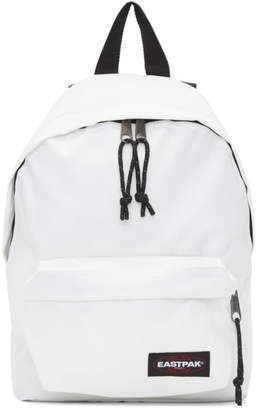 Eastpak White XS Orbit Backpack