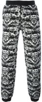 Marcelo Burlon County of Milan 'Fitz Roy' track pants - men - Cotton - S