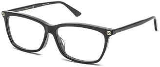 Gucci Women's Gg0042oa 55Mm Optical Frames