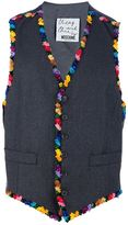 Moschino Cheap & Chic Vintage 'Man Gilet'