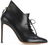 Francesco Russo lace up ankle boots