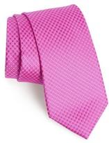 Nordstrom Men's Decent Neat Geometric Silk Tie