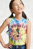 Forever 21 Girls Mermaids Bodysuit (Kids)