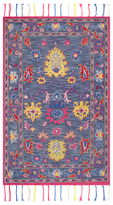 nuLoom Lidia Vibrant Hand-Tufted Wool Moroccan Rug