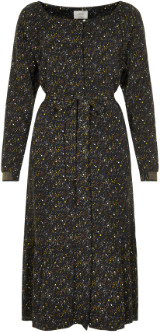 Nümph Caviar Numary Printed Dress - 7519818 - 36 | viscose | Caviar