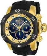 Invicta Venom Mens Black Strap Watch-22359