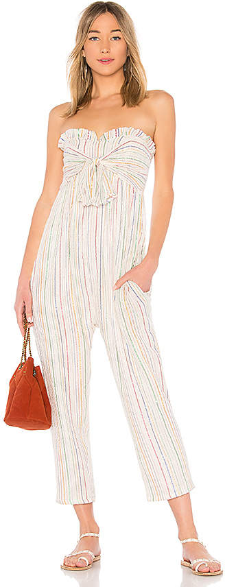 Apiece Apart Gipsea Sleeveless Jumpsuit