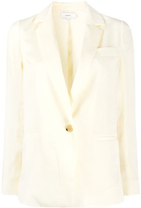 Vince Classic Tailored Blazer