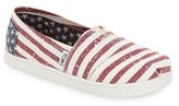 Toms Toddler 'Classic' Slip-On