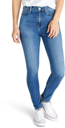 ÉTICA Giselle Exposed Patch Pocket Skinny Jeans
