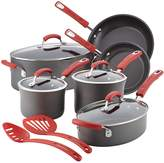 Rachael Ray Hard Anodized Non-Stick Cookware Set (12 PC)