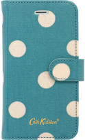 Cath Kidston Button Spot iPhone 7 Case with Card Holder