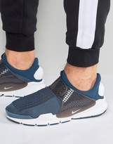 Nike Sock Dart Trainers In Blue 819686-404