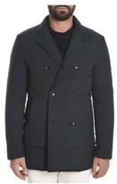 Montecore Men's Blue Polyester Coat.