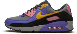 Nike 90 'Hike - Persian Violet' Shoes - Size 7.5
