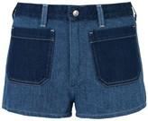 WRANGLER by PETER MAX Denim shorts - Item 42601005