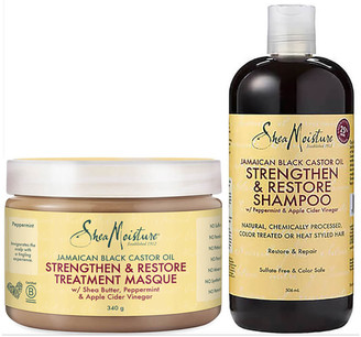 Shea Moisture Jamaican Black Castor Oil Duo (Worth 25.98)