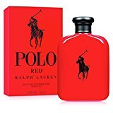 Polo Ralph Lauren Red Eau de Toilette Spray for Men, 4.2 Ounce