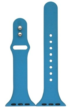 Nimitec Slim Style Silicone Apple Watch Replacement Band