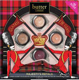 Butter London Majesty's Metals 4 Pc Glazen Eye Gloss Collection