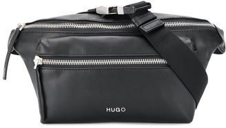 HUGO BOSS cross body satchel