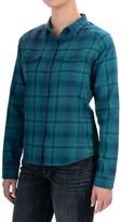 Woolrich Getaway Shirt - Snap Front, Long Sleeve (For Women)