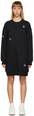 Perks And Mini Black Under Underground Sweater Dress