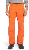 Helly Hansen Men's 'Sogn' Waterproof Primaloft Cargo Snow Pants