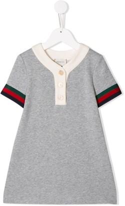 Gucci Kids Polo-Shirt Dress