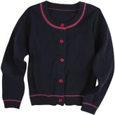 Andy & Evan Cardigan (Baby) - Navy-6-12 Months