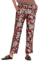 Scotch & Soda Print Satin Pants