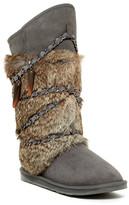 Australia Luxe Collective Atilla Genuine Sheepskin and Genuine Rabbit Fur Boot
