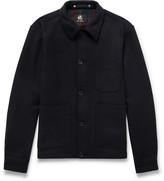 Ps By Paul Smith - Wool-blend Twill Jacket