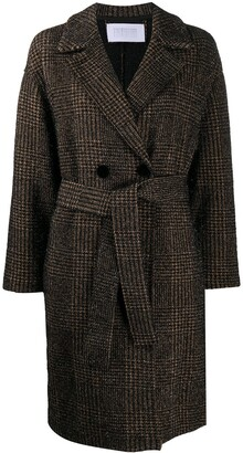 Harris Wharf London Glitter Knit Coat