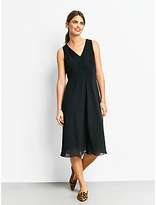 Hush Jane Dress, Black