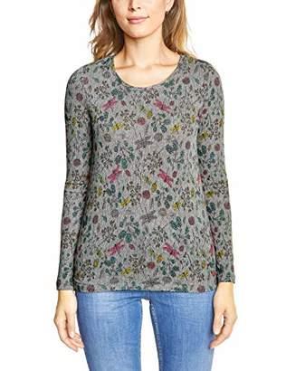 Cecil Women's 313315 Longsleeve T-Shirt