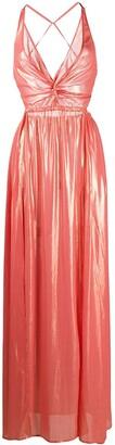 Antonella Rizza Penelope low-cut gown