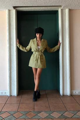 Lioness Steinway Blazer Mini Dress