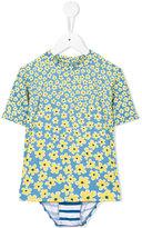 Stella McCartney floral print swimsuit - kids - Polyamide/Spandex/Elastane - 2 yrs
