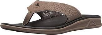 Reef Men's Sandals Rover   Water-Friendly Men's Sandal with Maximum Durability and Comfort   Waterproof
