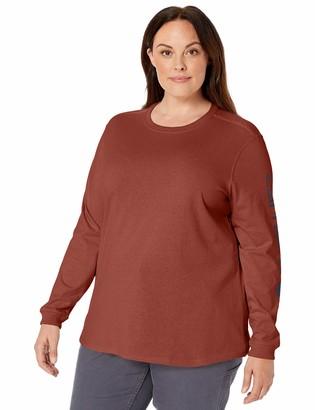 Carhartt Women's K126 Workwear Pocket Long Sleeve T-Shirt (Regular and Plus Sizes)