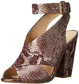 Nine West Women's Ombray Synthetic Heeled Sandal