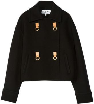 Loewe Cropped Jacket
