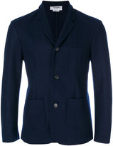 Thom Browne sport unlined blazer - men - Wool - III
