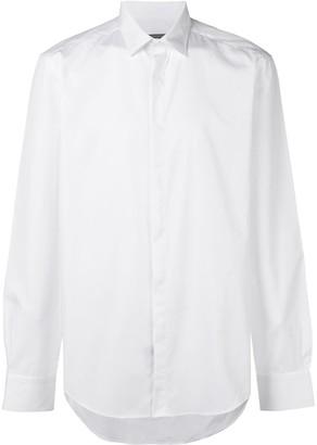 Lanvin Small Collar Shirt